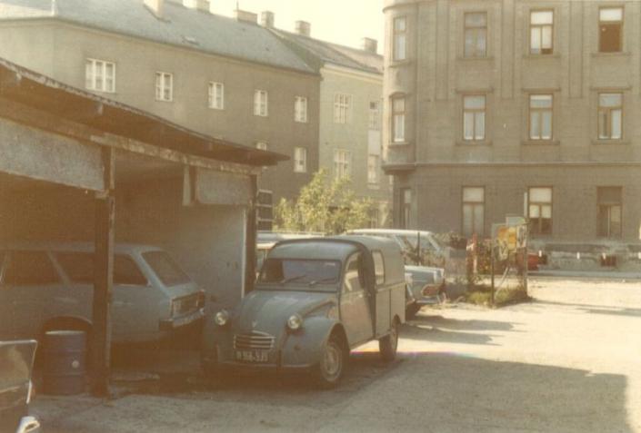 Auto Holzdorfer - historisches Bild Nr. 07