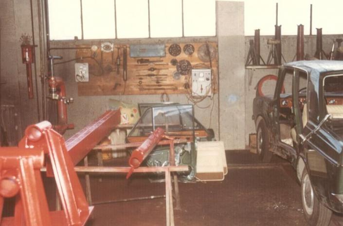 Auto Holzdorfer - historisches Bild Nr. 12